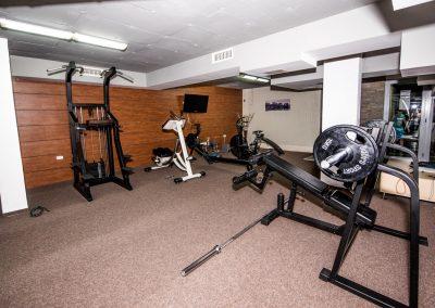 Burgas beach resort  - fitness